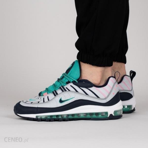 quality design 1d2de 3c4c5 Buty męskie sneakersy Nike Air Max 98 South Beach 640744 005 - SZARY - Ceny  i opinie - Ceneo.pl