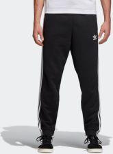 Spodnie dresowe męskie Adidas Originals pants 3 Stripes black (CW2981)