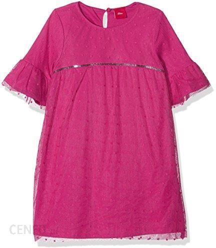 7d9f555b18 Amazon S. Oliver sukienka dla dziewczynki - 128 - Ceny i opinie ...