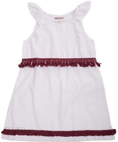 88305a31e5 Amazon vitivic dziewcząt sukienka plażowa Perla Vest rayas blancas - 6 lat  - zdjęcie 1