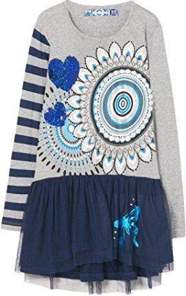 203da8465e Amazon S. Oliver sukienka dla dziewczynki - Jumper 164 - Ceny i ...