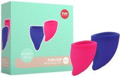 Fun Factory Kubeczki Menstruacyjne Fun Cup Mix 2 Sztuki - Opinie i ceny na Ceneo.pl