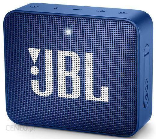 JBL GO 2 niebieski