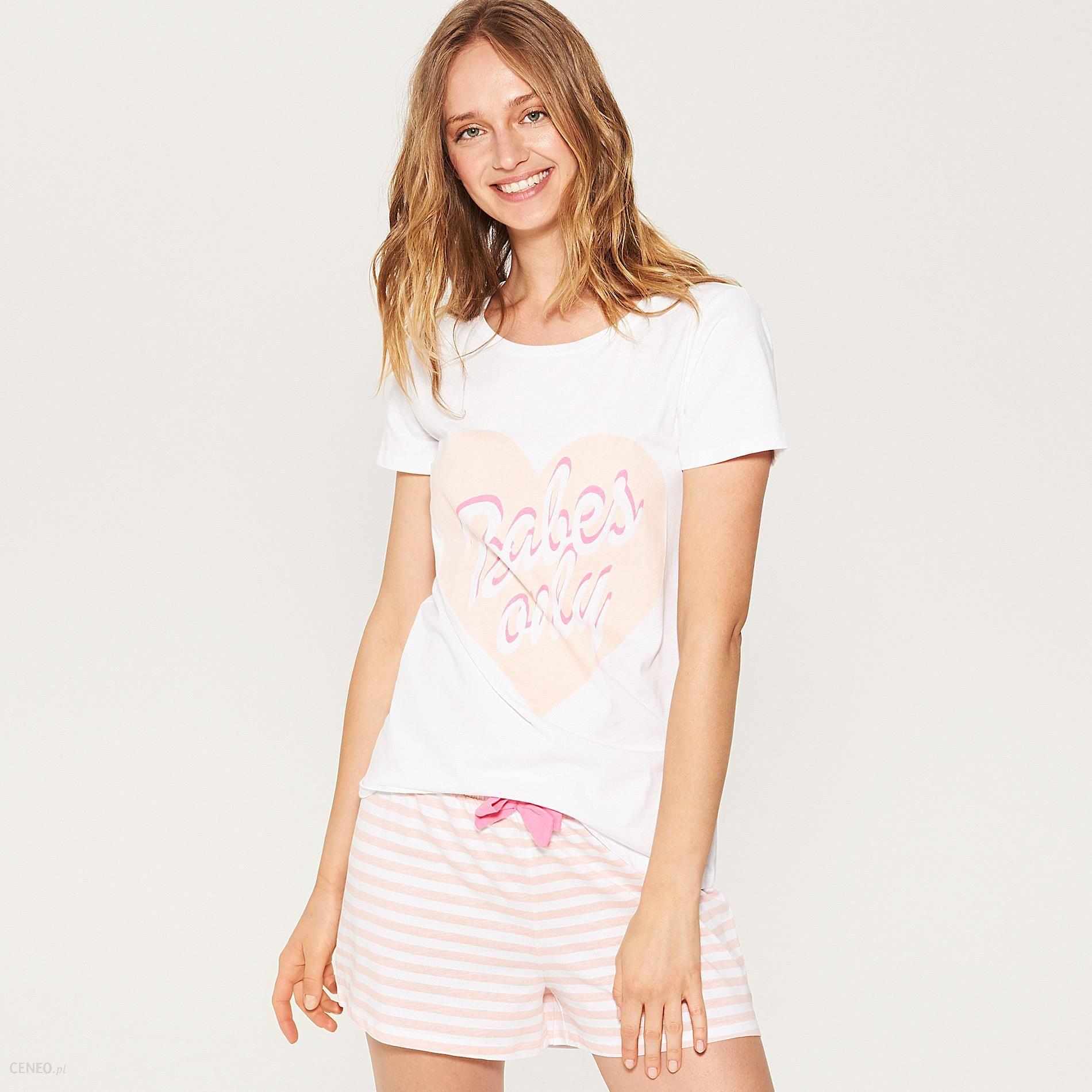 08224c80e17da6 House - Dwuczęściowa piżama z nadrukiem - Wielobarwn - Ceny i opinie ...