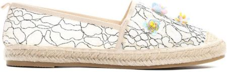 Vices Beżowe Espadryle Saturday Sun
