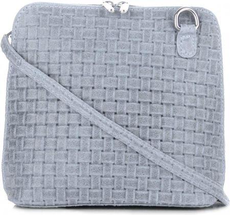269d42665e3ab Mała Włoska Torebka Skórzana Listonoszka firmy Genuine Leather Dirty ...