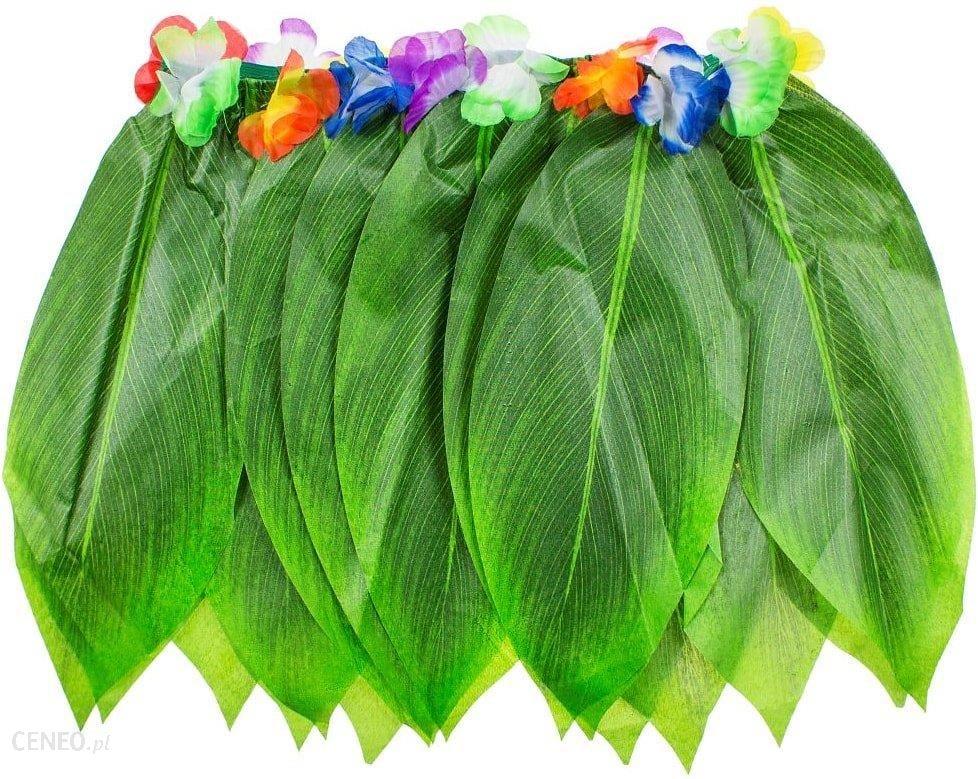 5ec3ae41 GoDan Spódnica hawajska Tropikalne Liście