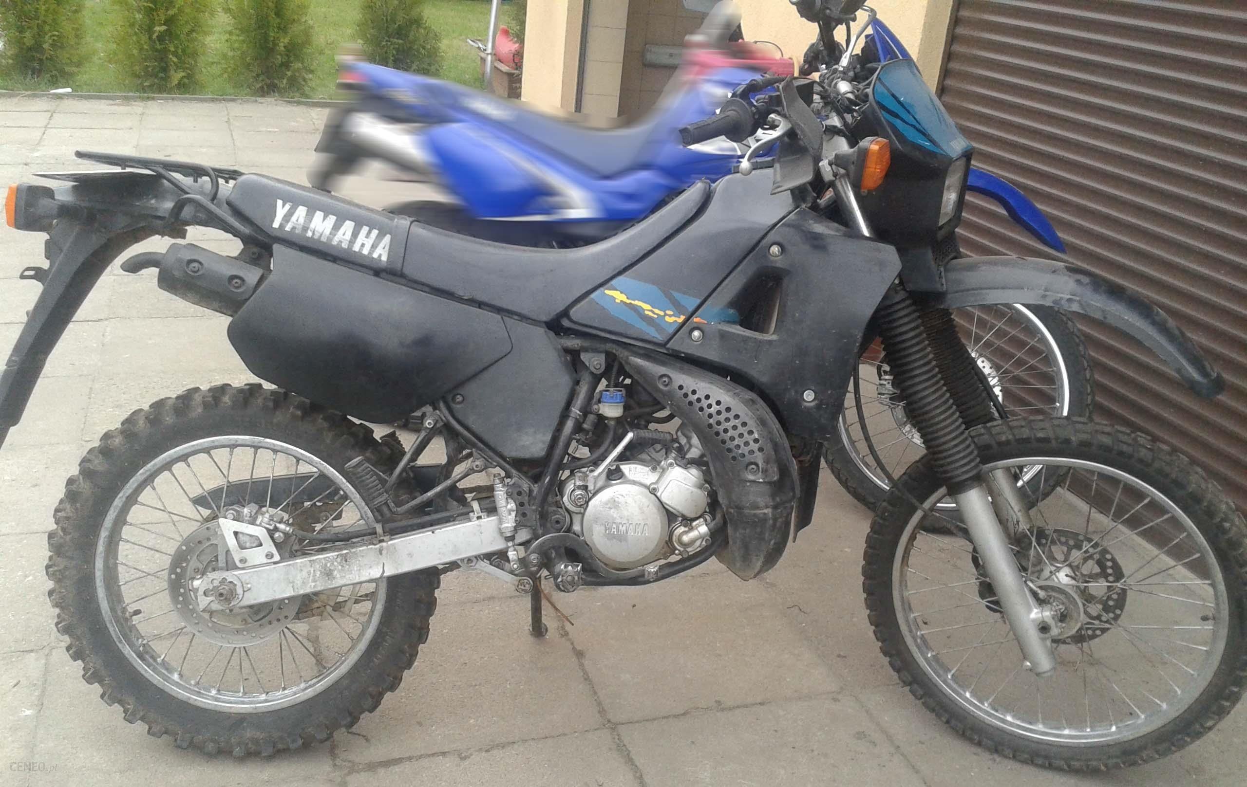 Yamaha Dt 125 R Opinie I Ceny Na Ceneo Pl