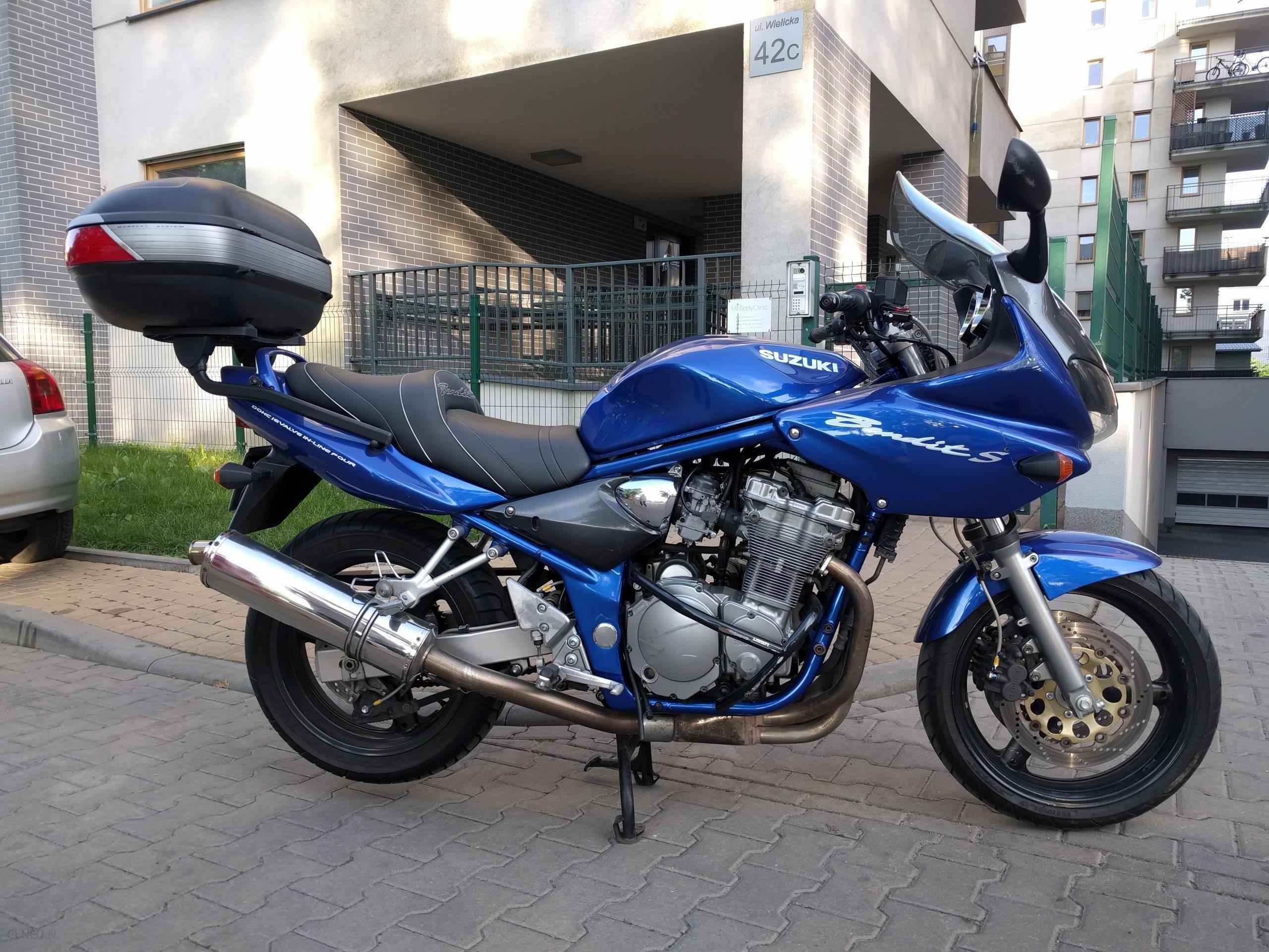 Suzuki Bandit 600 S Gsf600 Opinie I Ceny Na Ceneo Pl