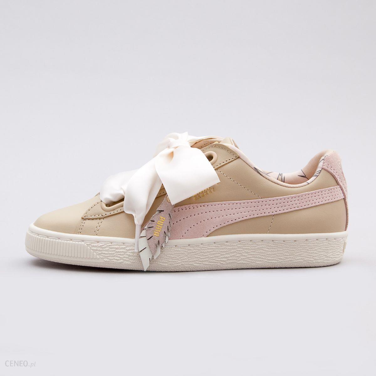 best sneakers d0c5a 2f9dc Puma BASKET HEART COACH WN'S 366366 01 - Ceny i opinie - Ceneo.pl