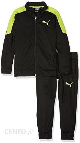 dostępność w Wielkiej Brytanii kup dobrze style mody Amazon PUMA dzieci L logo Tricot Suit (CL) dres treningowy, czarny, 164 -  Ceny i opinie - Ceneo.pl