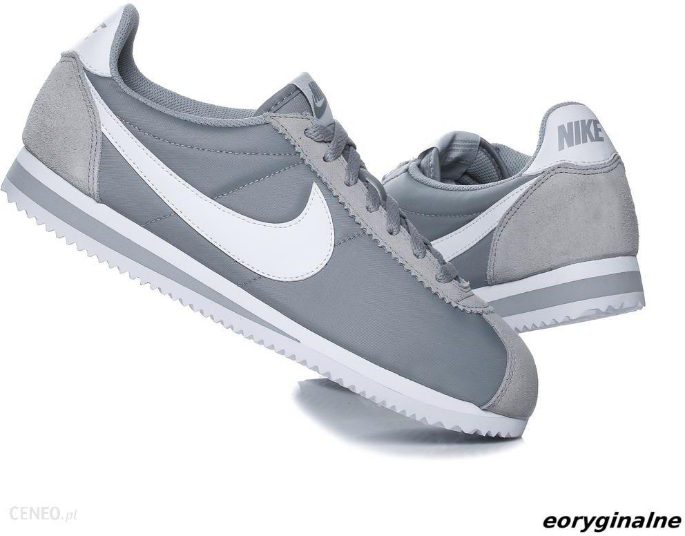 ef0fe7cdd341b Buty męskie Nike Classic Cortez Nylon 807472-010 - Ceny i opinie ...