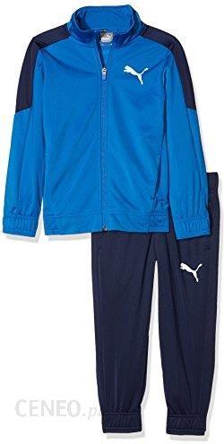 100% jakości kupować tanio sprzedaż hurtowa Amazon PUMA dzieci L logo Tricot Suit (CL) dres treningowy, niebieski, 116  - Ceny i opinie - Ceneo.pl