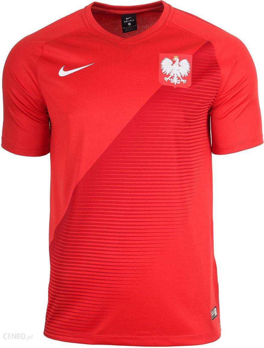 Nike Koszulka Reprezentacji Polski Mś 2018 r. S Ceny i opinie Ceneo.pl