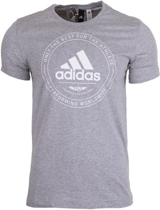 90fa93e08b8d8 Adidas Koszulka Męska T-shirt Adi Emblem CV4518 M Allegro