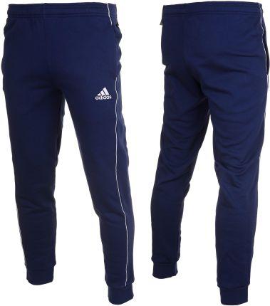 Dresy męskie Adidas ciepłe spodnie dresowe AX7632 Ceny i