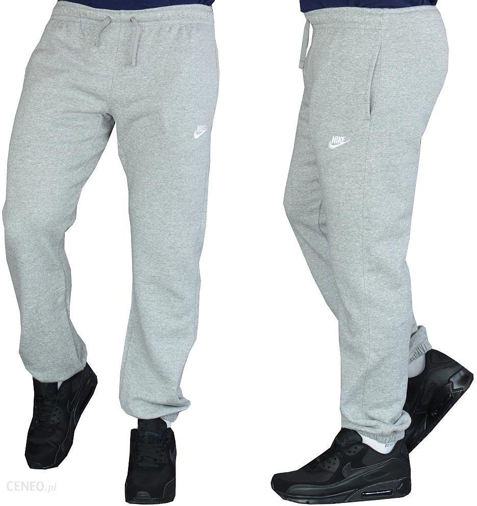 aa1bf9eb2 Nike Spodnie Dresowe Bawełniane Męskie Dresy r. S - Ceny i opinie ...