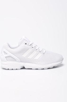 BUTY ADIDAS ZX FLUX damskie (S81421) białe Biały 38,5 Ceny