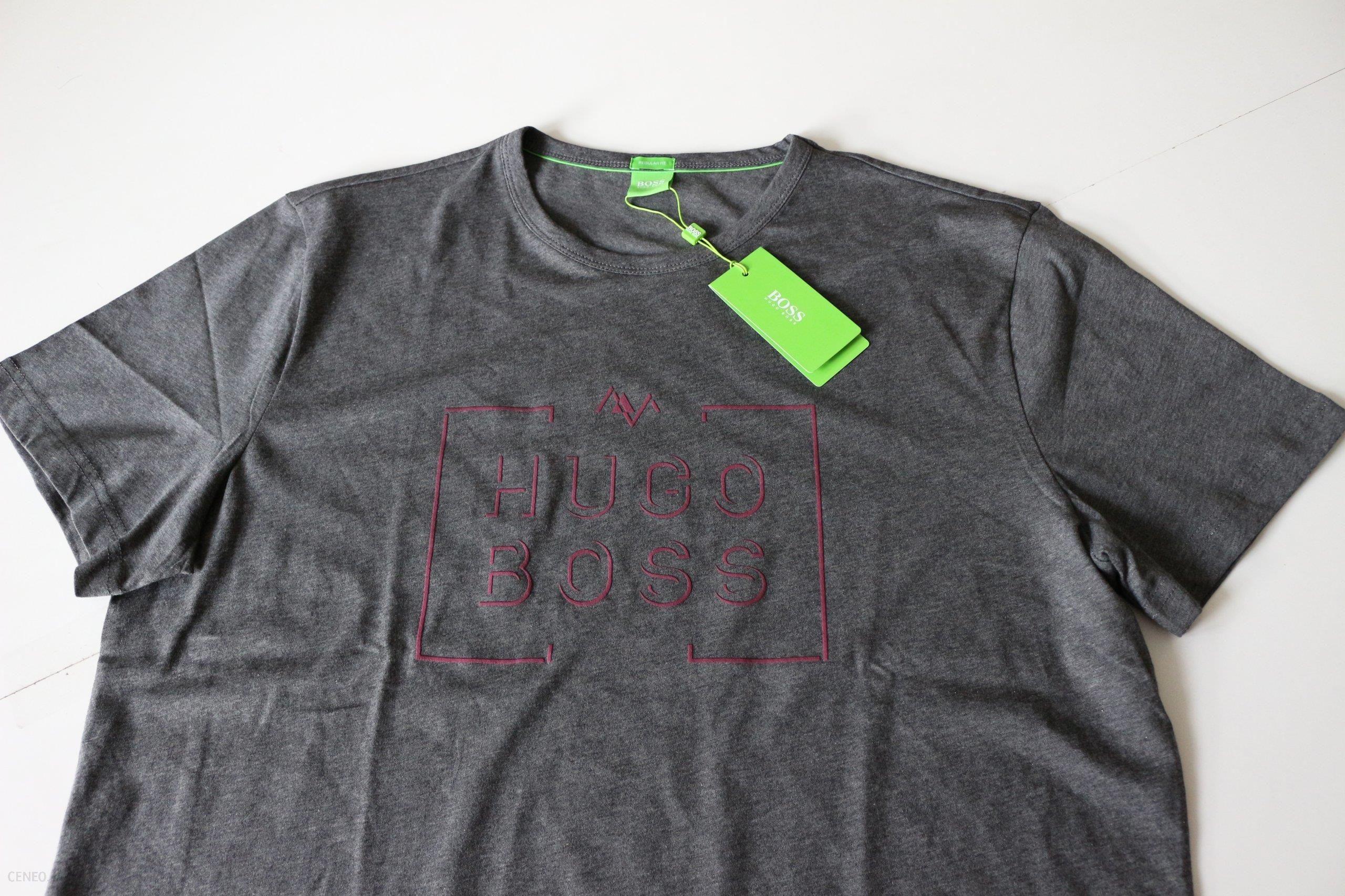0a3856722363e Hugo Boss Green t-shirt roz XXL Oryginalny Łódź - Ceny i opinie ...