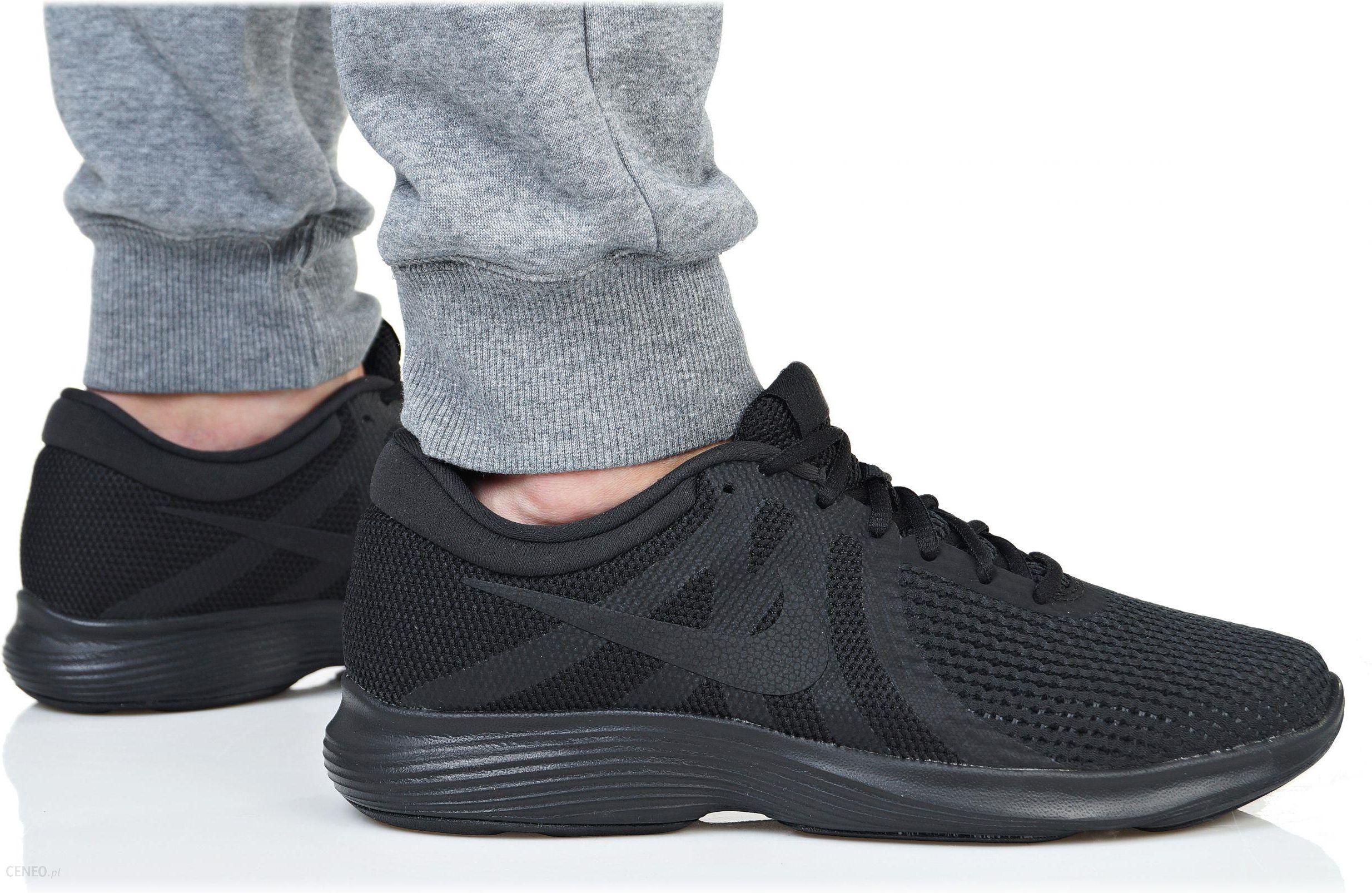 c06c4017c6f95 Buty Nike Męskie Revolution 4 Eu AJ3490-002 Czarne - Ceny i opinie ...