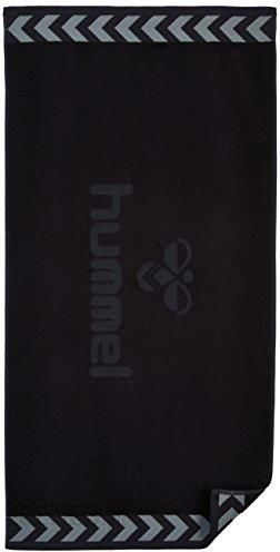niska cena wielka wyprzedaż uk przybywa Amazon hummel ręcznik Old School Small Towel, czarny, 100 x 50 cm - Ceneo.pl