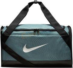 ed84868133dae Torba Brasilia 6 Small Duffel 40L Nike (zielona print)