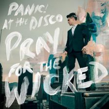 Płyta kompaktowa Panic! At The Disco: Pray For The Wicked [CD] - zdjęcie 1