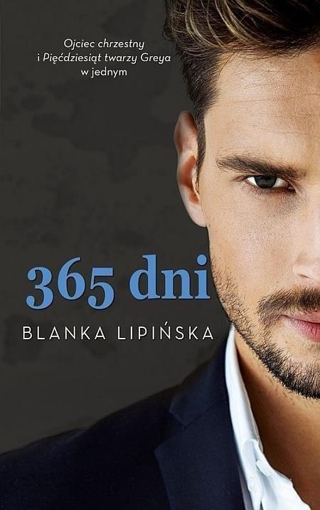 """Znalezione obrazy dla zapytania: 365 dni Autor: Blanka Lipińska"""""""