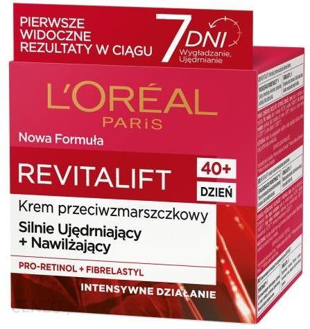 L'Oreal REVITALIFT KREM NA DZIEŃ PRZECIWZMARSZCZKOWY SILNIE UJĘDRNIAJĄCY 50 ML