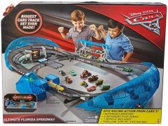 Mattel Disney Cars 3 Tor Ultimate Florida Speedway (Fcw02)