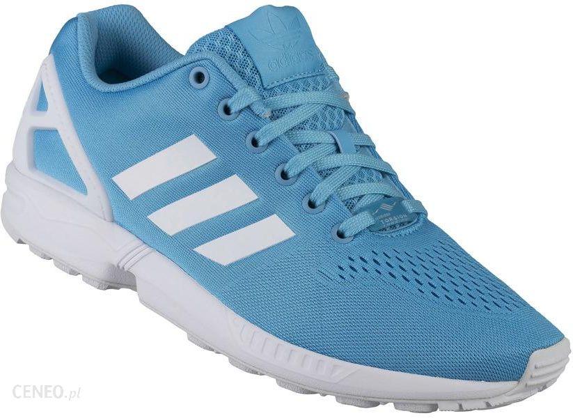 hot sale online 78e3f b0bbd Buty Adidas Męskie Zx Flux S80324 niebieskie - zdjęcie 1