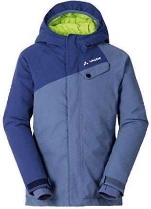 db023be983dc0 Amazon Vaude Girls Matilda Jacket II kurtka zimowa dziecięca, niebieski