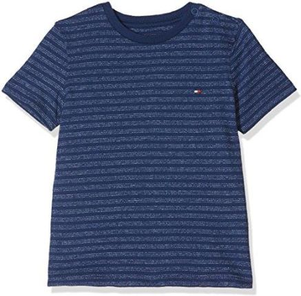 9033823b48467 Amazon Tommy Hilfiger chłopcy T-Shirt AME Feeder Stripe CN Tee S/S -