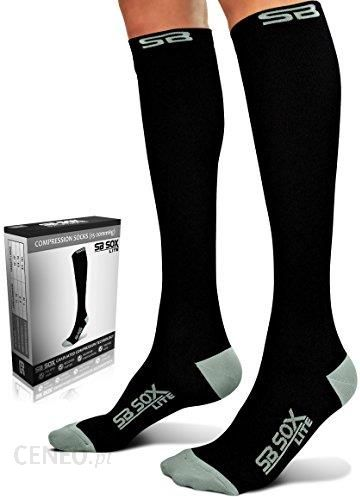 84df04edac59a7 Amazon Skarpetki SB Sox Lite kompresji (15 – 20 MM HG) dla mężczyzn ...
