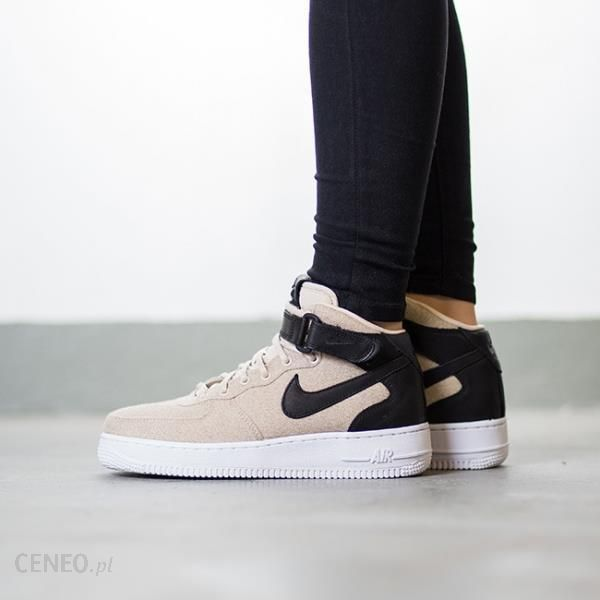 BUTY NIKE AIR FORCE 1 '07 MID LEATHER 857666 001