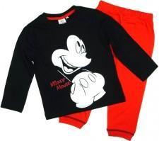 Piżama Myszka Miki Mickey Mouse Czarna 3 lata Ceny i opinie Ceneo.pl