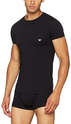 e0d06e45d89adb Amazon Emporio Armani Mężczyźni pidżama wieczko - xxl czarny (NERO 00020)