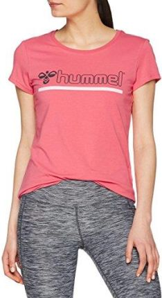 df1160b605829 Amazon hummel damska koszulka T-shirt hmlperla T-Shirt S/S 200437 -