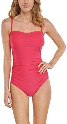 d626f3580c58c2 Amazon Strój kąpielowy Schiesser Badeanzug dla kobiet, kolor: czerwony,  rozmiar: 42C