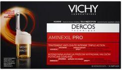 vichy dercos aminexil pro kuracja przeciw wypadaniu włosów dla mężczyzn
