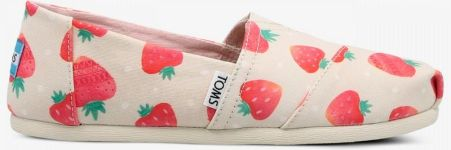 TOMS STRAWBERRY AND CREAM WOME