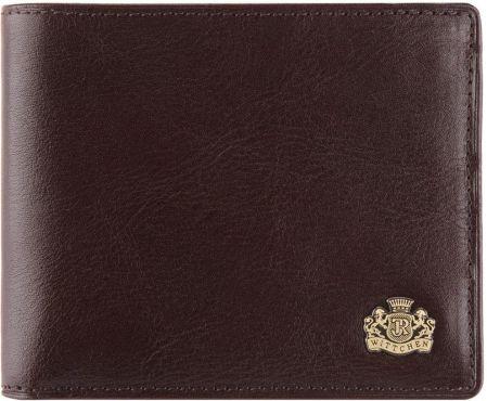 c0da7ab3a57da Wittchen Portfel męski skórzany brązowy 10-1-019-4 Allegro