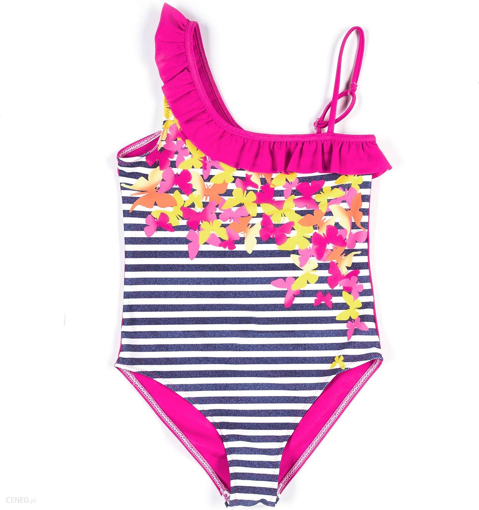 eec626aaecae53 Strój kąpielowy dla dziewczynki Coccodrillo - SWIMMING COSTUMES - zdjęcie 1