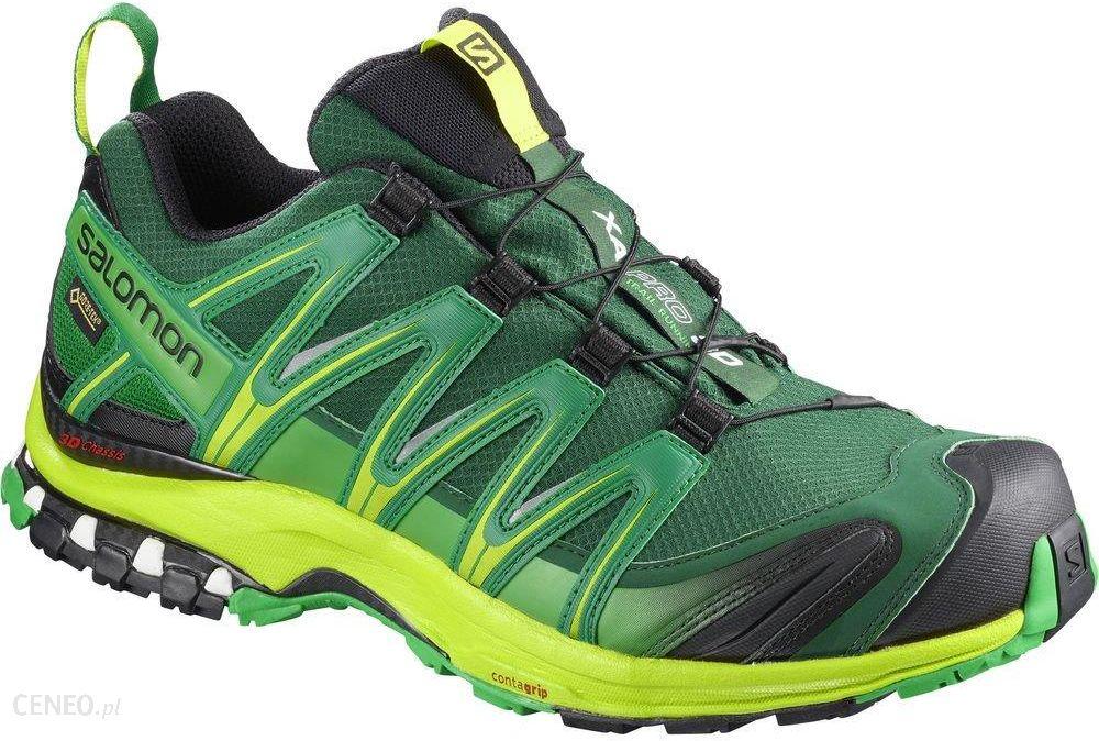3acdab5b26ca7 43 1/3 (400913). Salomon Buty męskie XA Pro 3D GTX Rainforest/Lime  Green/Fern Green r.