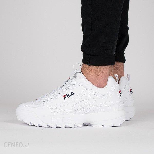 Buty męskie sneakersy Fila Disruptor Low 1010262 1FG Lublin