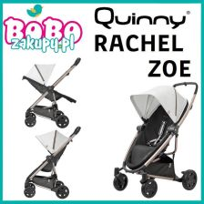 QUINNY Zapp Flex Plus Luxe Sport Edition by RACHEL ZOE spacerowy