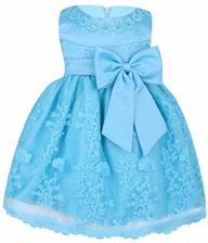 ae75d89a20 Amazon iiniim Baby dziewczynka księżniczka sukienka kwiaty dla dziewcząt  odzież sukienka koktajlowa sukienka do chrztu Odświętna