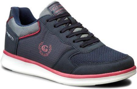 los angeles 65303 56c6e Sneakersy GINO LANETTI - MP07-16235-01 Granatowy eobuwie