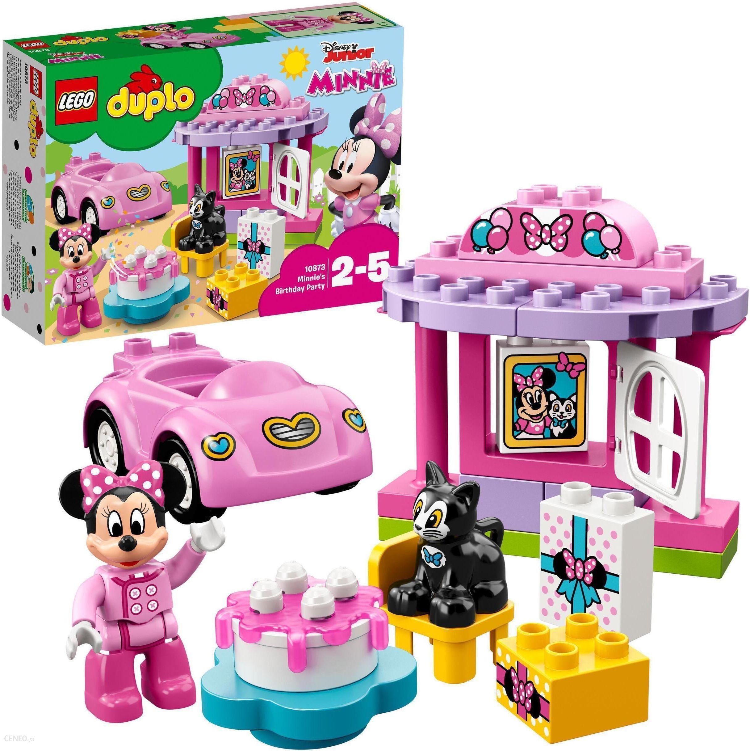 Klocki Lego Duplo Przyjęcie Urodzinowe Minnie 10873 Ceny I Opinie