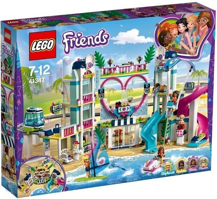 Klocki Lego Friends Kurort W Heartlake 41347 Bydgoszcz Sklepy